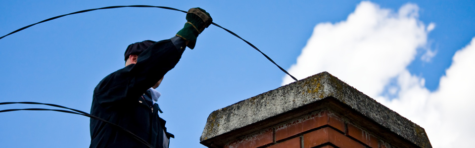 Cleaning Chimney